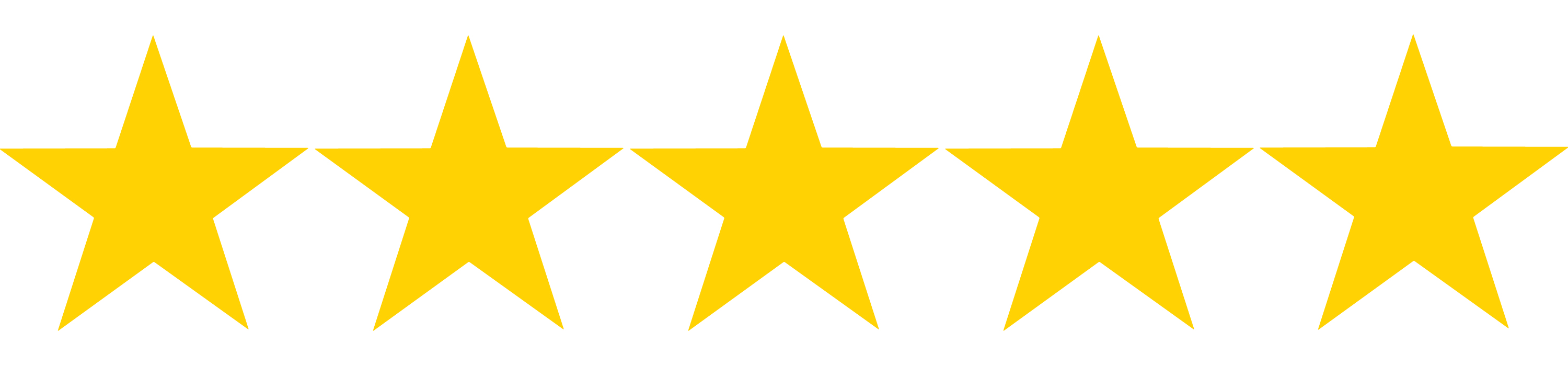 Image result for five stars