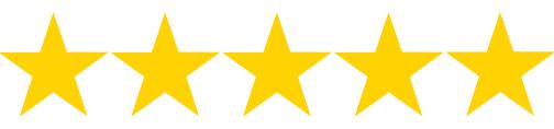 Resultado de imagem para five stars