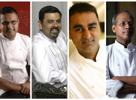 4 of the Top 10 Curry Chefs in the UK