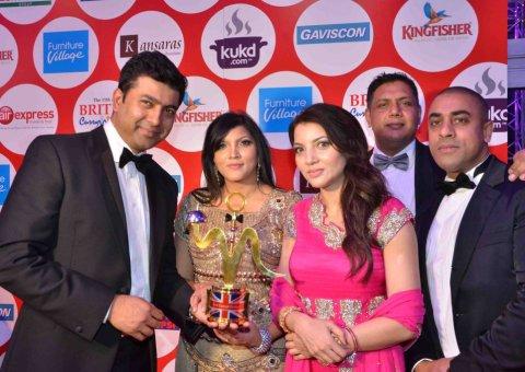 BCA Awards 2015 Casual Dining winner, Dabbawal Jesmond, Newcastle