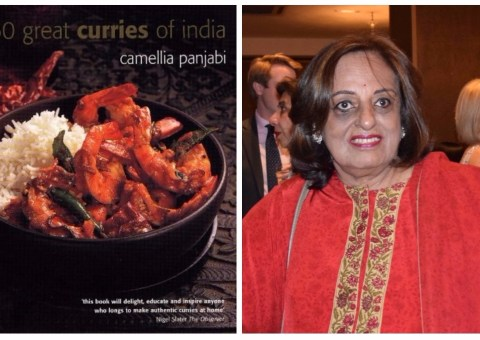50 Great Curries by Camellia Panjabi