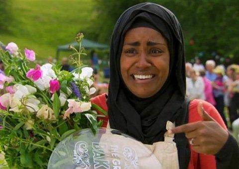 Nadiya Hussain wins GBBO