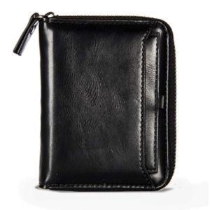 Black Synthetic Wallet