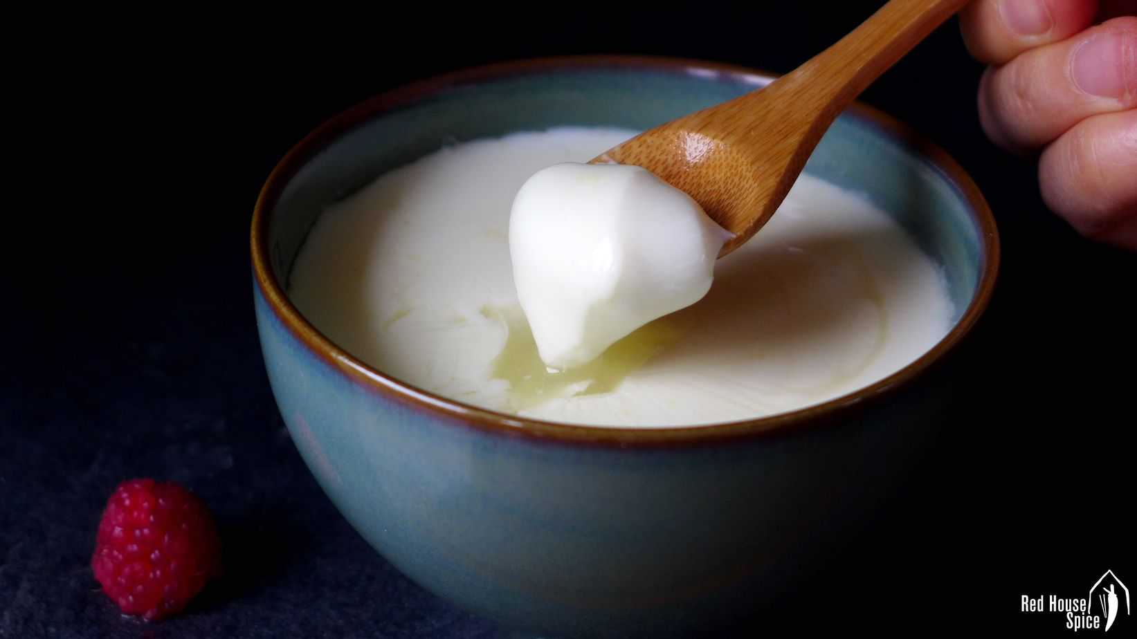 Fail-proof ginger milk curd (姜汁撞奶)
