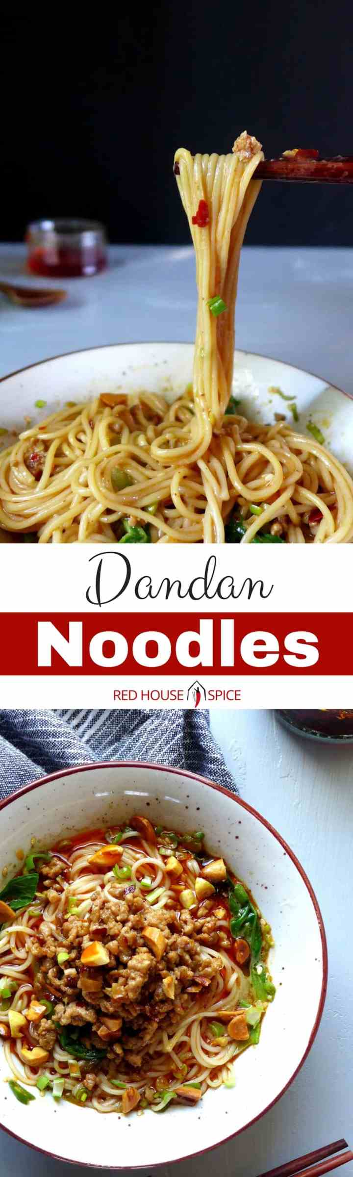 A classic Chinese noodle dish. Down-to-earth, affordable, and super tasty. Make Dan Dan noodles in 20 minutes and enjoy this street food wonder.