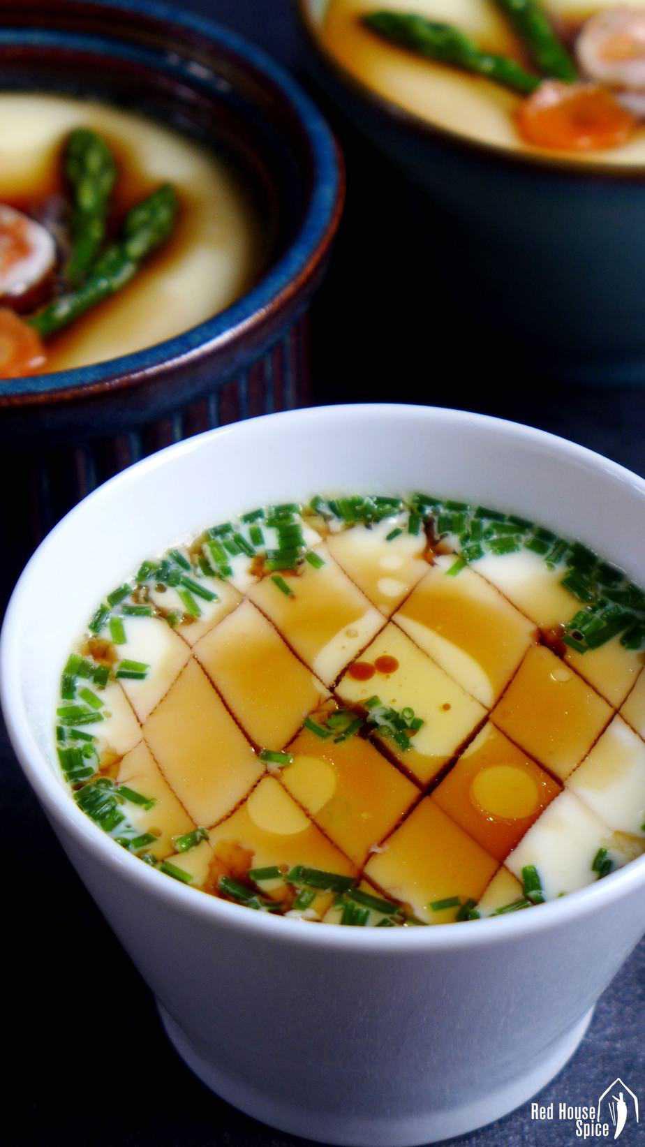 Asian egg recipes