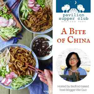 A Bite of China - Supper Club At Pavilion in Bedford, the 18th April 2018