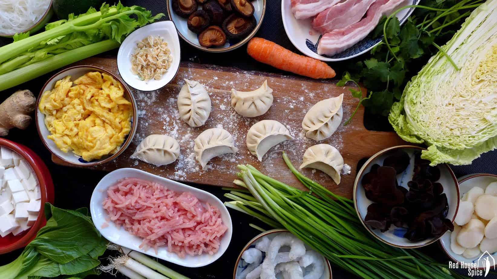How to make great dumpling fillings (Ultimate Dumpling Guide part 2)