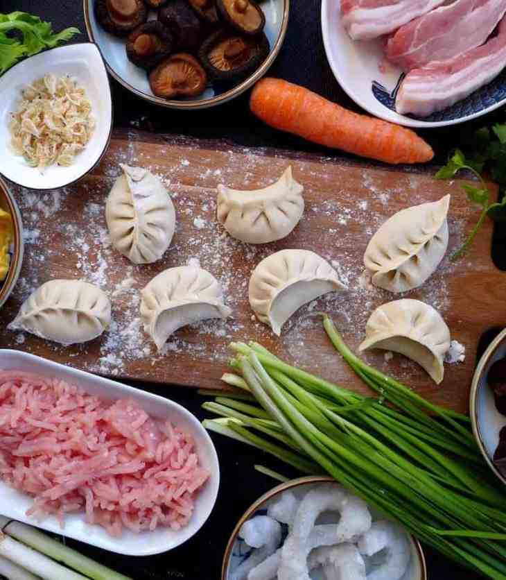Great fillings are essential to successful dumpling making. This guide offers ideas, tips and troubleshooting tricks. Four dumpling filling examples are also included.