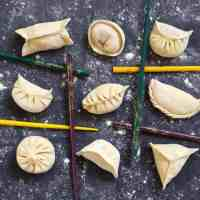 Ten ways to fold dumplings (Ultimate Dumpling Guide part 3)