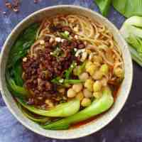 Chongqing noodles (Xiao Mian, 重庆小面)