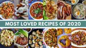 12 classic Chinese dishes