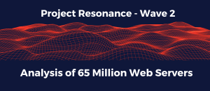 Attack Surface Management - Analysis of 65 Million Web Servers