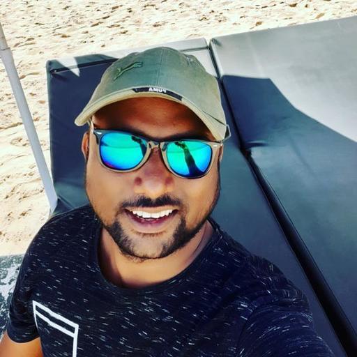 Akash headshot
