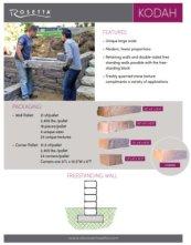 Rosetta Kodah Information Sheet_Thumbnail