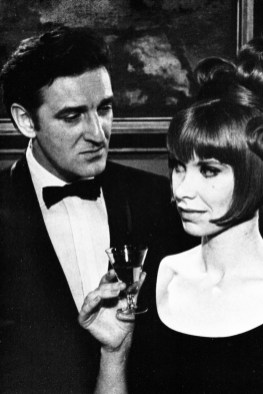Alan Badel and Wendy Craig in 'A Couple of Dry Martinis'