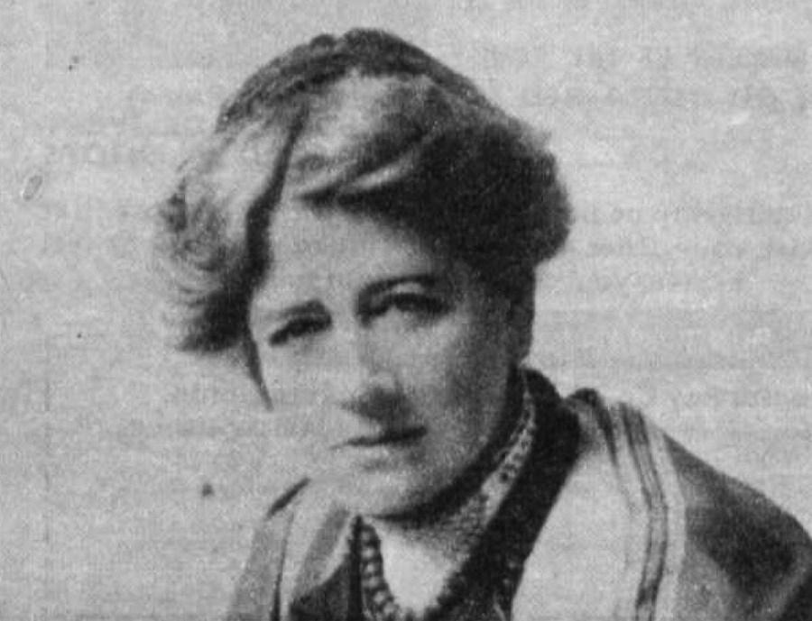 Ellen Terry... a dream about her death