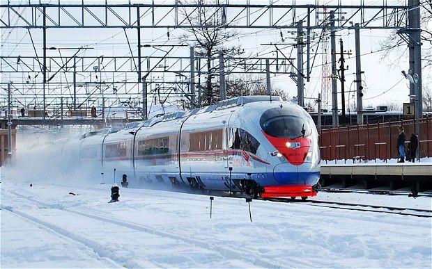 Russia Mundur dari Proyek Jalur KA Kalimantan