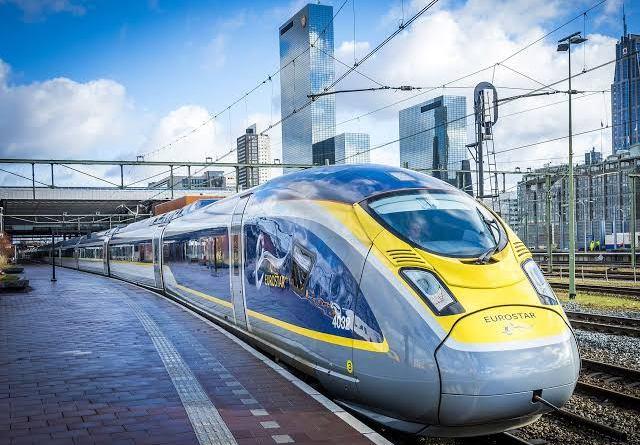 Eurostar Terancam Bangkrut Akibat Pandemi COVID-19