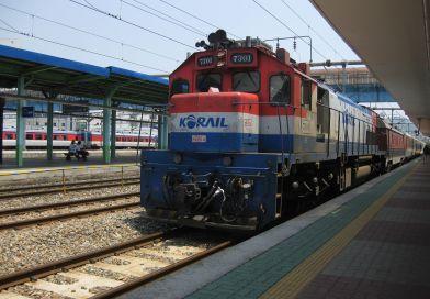 Korea Selatan Akan Hentikan Operasional Lokomotif Diesel dan KRD Pada 2029