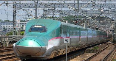 Tohoku Shinkansen Mulai Beroperasi Kembali Pasca Gempa