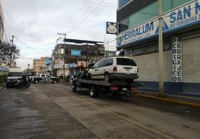 Muere masculino tras ser golpeado en una riña en el Boulevard Lic Bernardo González Pérez de �ngulo.