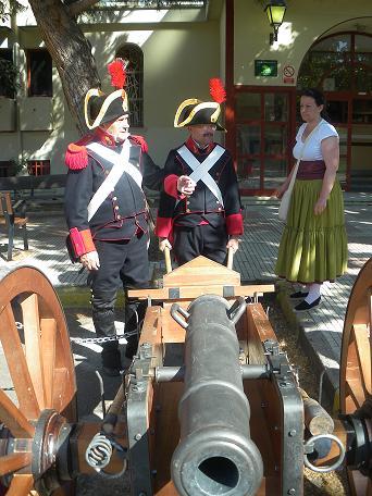 Compañía_artillería_Málaga_2_mayo_1808