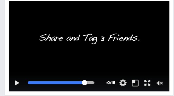 share and tag