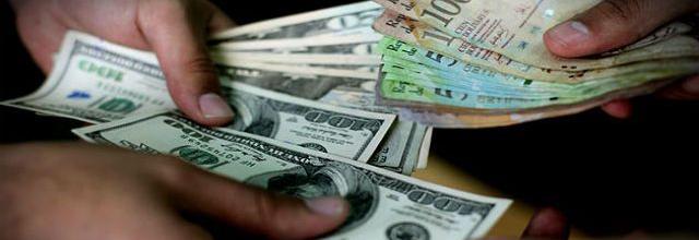 bolivares-dolares