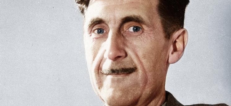 George Orwell: oposición controlada