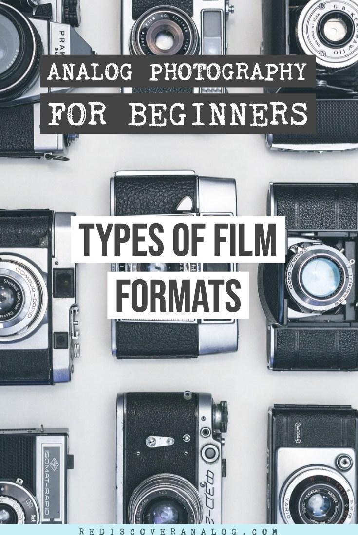 Popular Film Formats in 2019