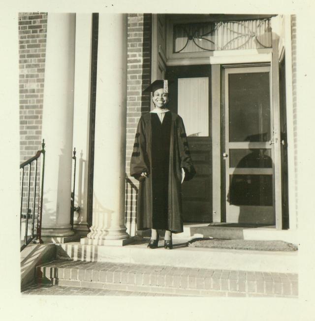 Howard University, Graduating Student (NAID 26174879)