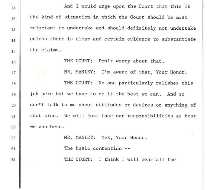 Transcript Example