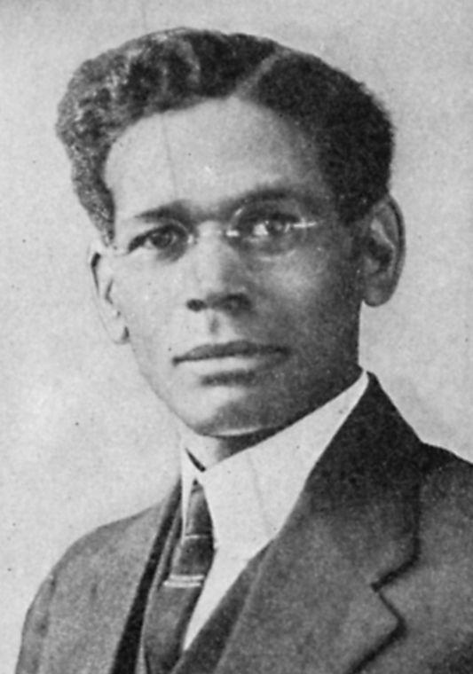 portrait of George Edmund Haynes