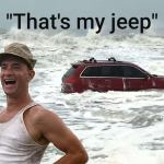 The RedJeepDorian - Forrest Gump That's My Jeep Meme