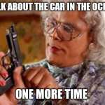 The RedJeepDorian - Talk About A Car In The Ocean One More Time Meme