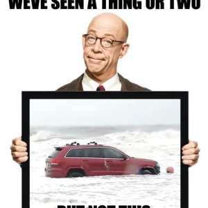 The RedJeepDorian - We Know A Thing Or Two Because We've Seen A Thing Or Two Meme 0202