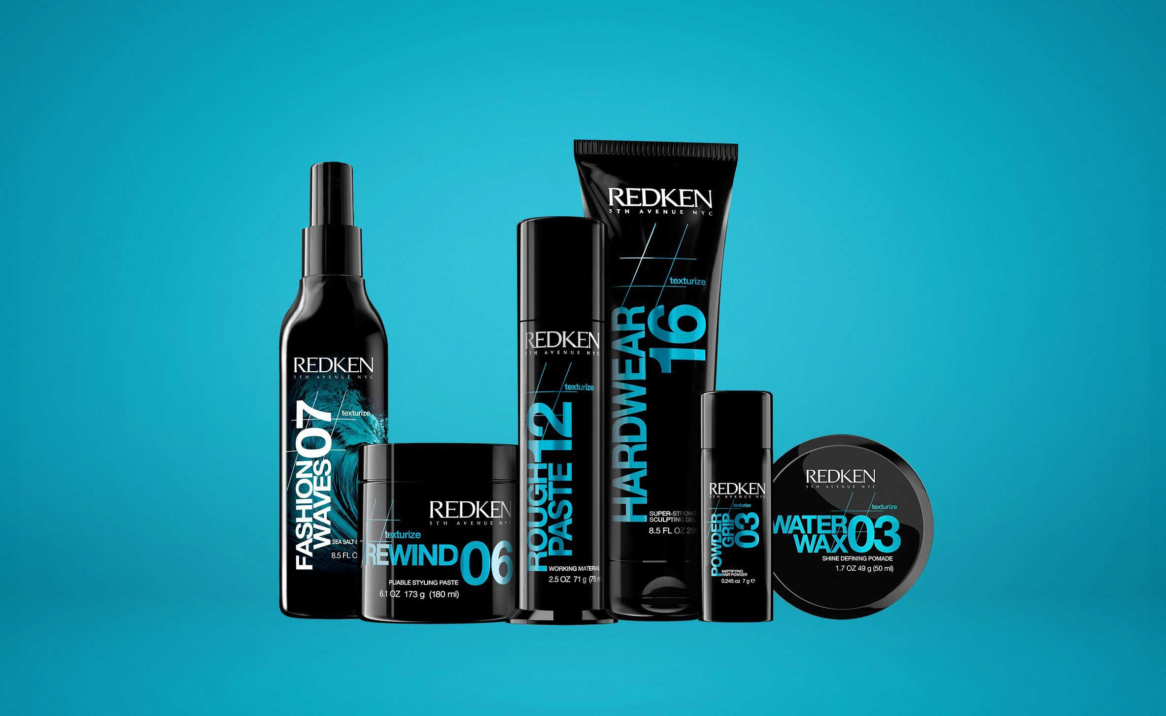 Texturizing Hair Styling Products Redken