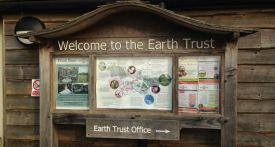 the earth trust centre