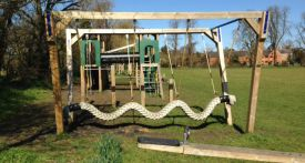 moulsford playground, moulsford pavilion, oxfordshire playground