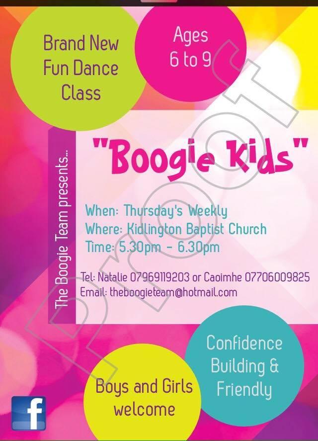 dance, music, kids, class, kidlington