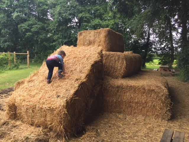 Rectory Farm Hay Bales