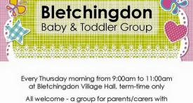 bletchingdon, baby, toddler, group