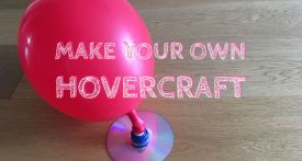 balloon cd hovercraft, how to make a hovercraft, hovercraft craft, diy hovercraft, wind craft ideas