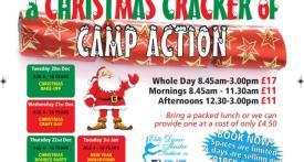 holiday club, bicester, launton, christmas