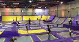 gravity force, gravity force camberley, gravity force trampoline park, trampoline park camberley, trampolining centre camberley