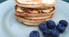 american pancake, pancake day, easy pancake recipe, blueberry