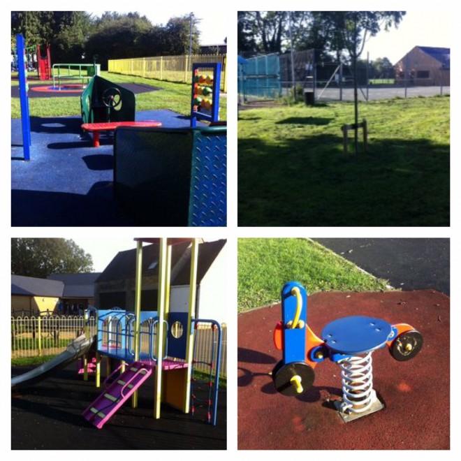 exeter park, kidlington playground, kidlington playparks,