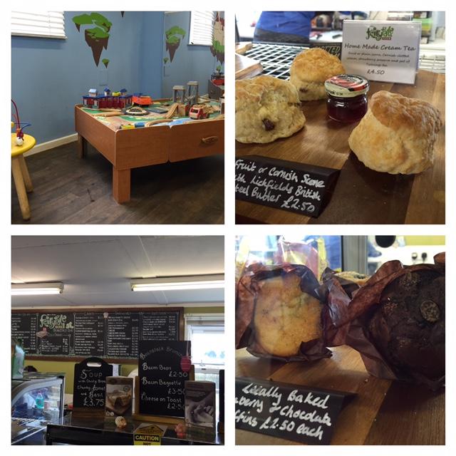 fairytale farm cafe, reviews, chipping norton,  oxfordshire
