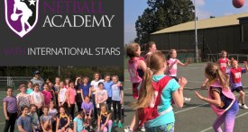 summer camp, summer holiday club, international starts, netball, wallingford, headington, oxford